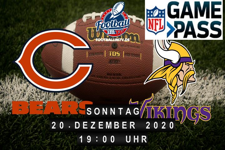 Chicago Bears - Minnesota Vikings