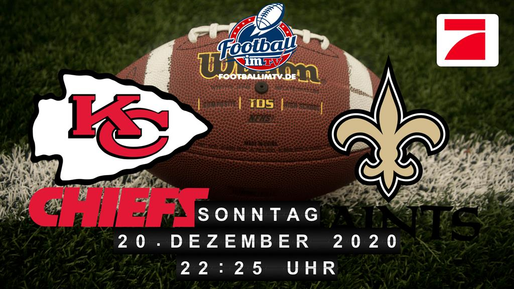 Kansas City Chiefs - New Orleans Saints