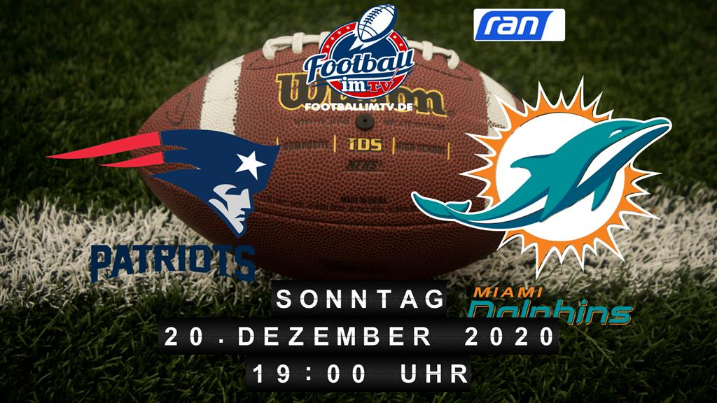 New England Patriots - Miami Dolphins