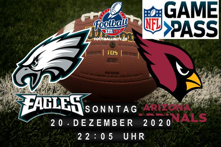 Philadelphia Eagles - Arizona Cardinals