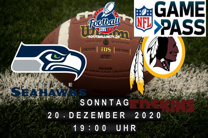 Seattle Seahawks - Washington Redskins