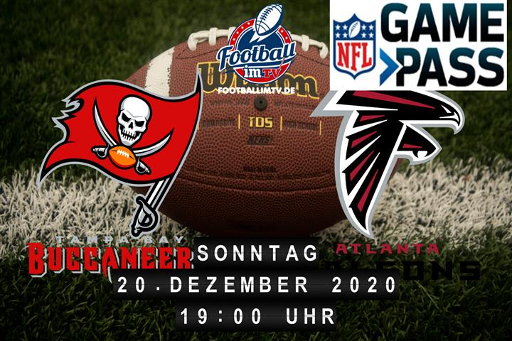 Tampa Bay Buccaneers - Atlanta Falcons