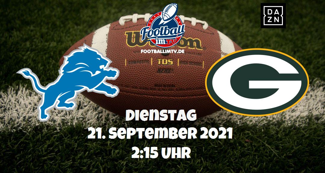 Detroit Lions - Green Bay Packers