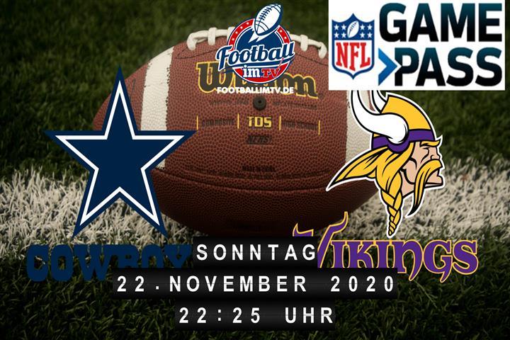Dallas Cowboys - Minnesota Vikings