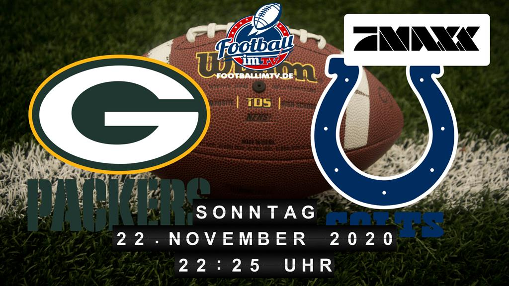Green Bay Packers - Indianapolis Colts