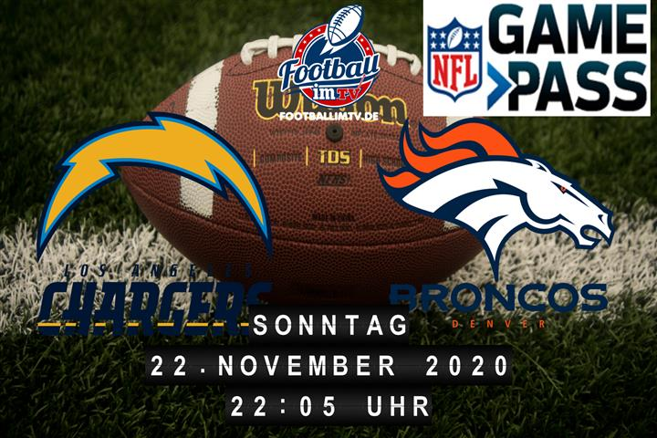 Los Angeles Chargers - Denver Broncos