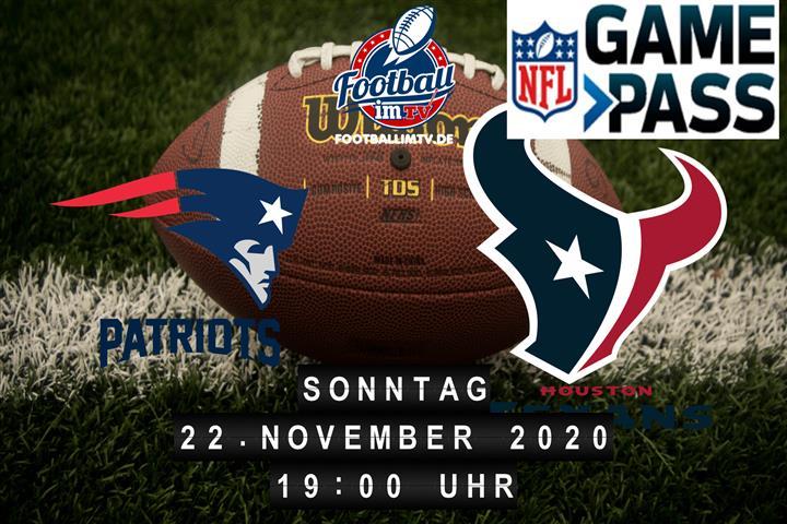 New England Patriots - Houston Texans