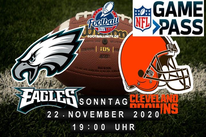Philadelphia Eagles - Cleveland Browns