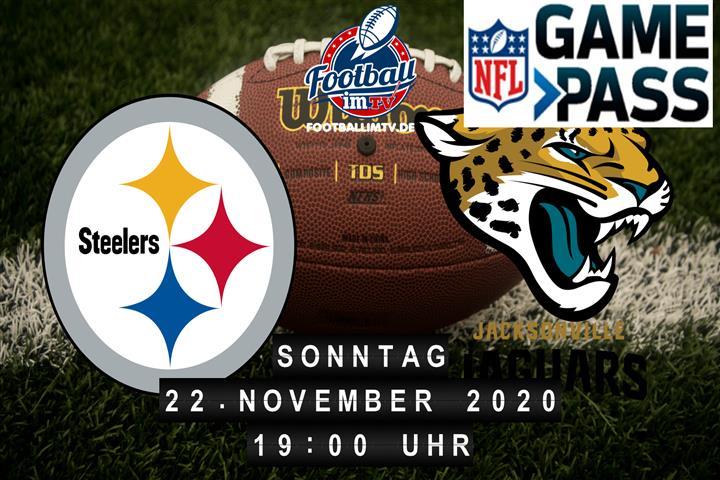 Pittsburgh Steelers - Jacksonville Jaguars