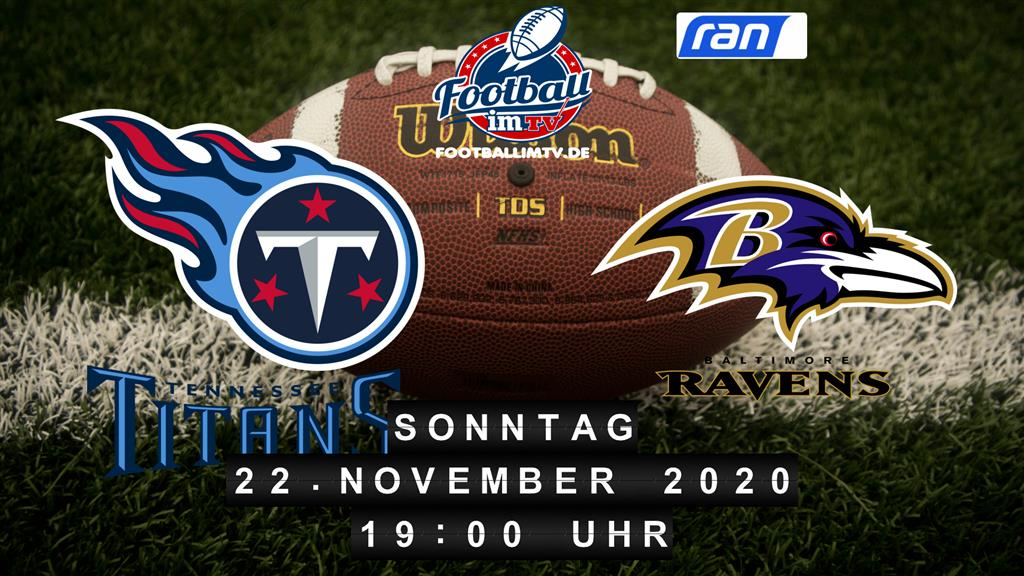 Tennessee Titans - Baltimore Ravens