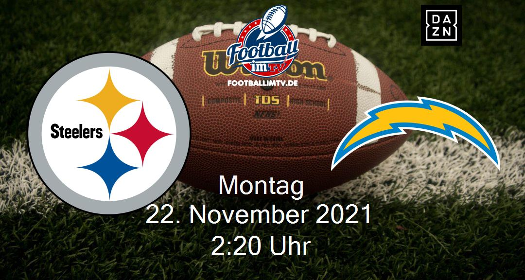 Pittsburgh Steelers - Los Angeles Chargers