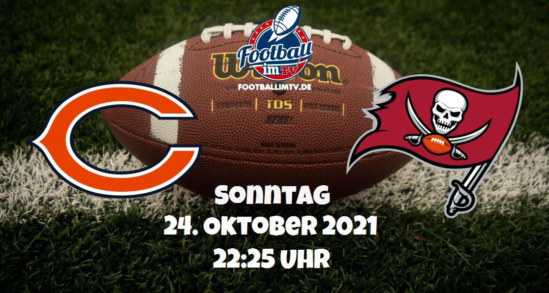 Chicago Bears - Tampa Bay Buccaneers