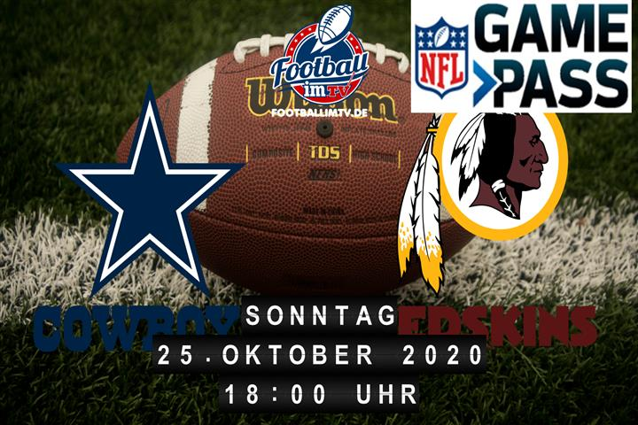 Dallas Cowboys - Washington Redskins