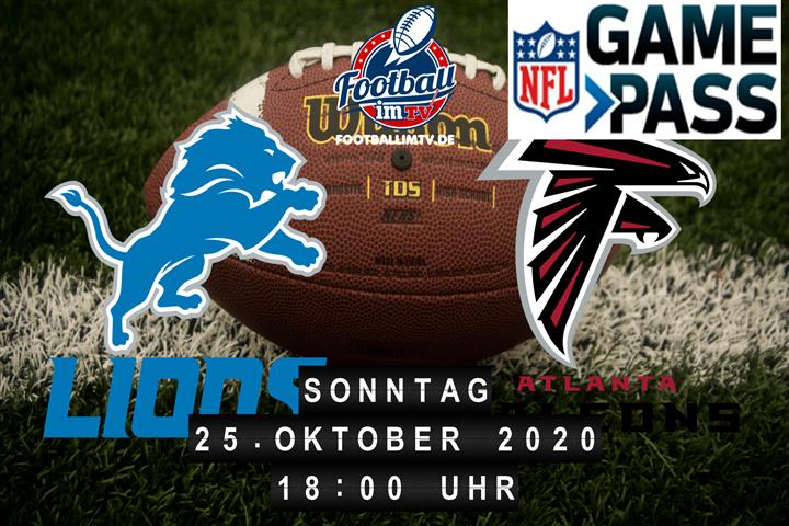 Detroit Lions - Atlanta Falcons