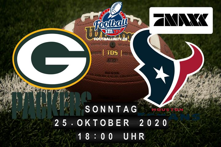 Green Bay Packers - Houston Texans