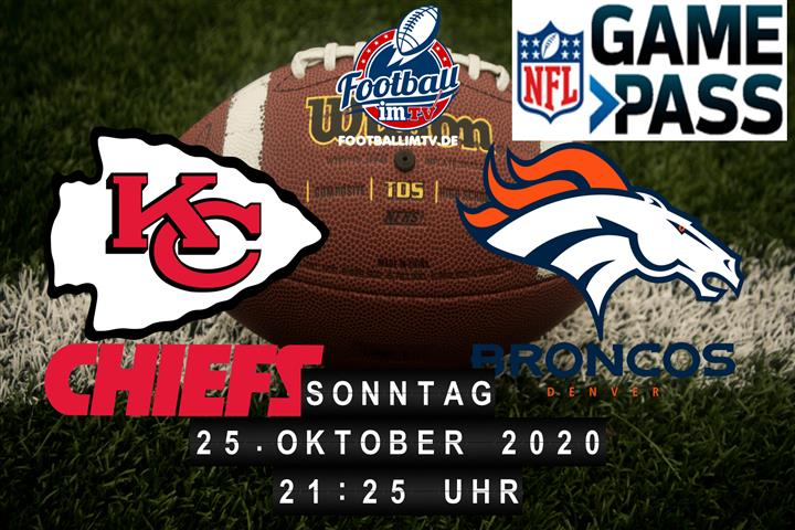 Kansas City Chiefs - Denver Broncos