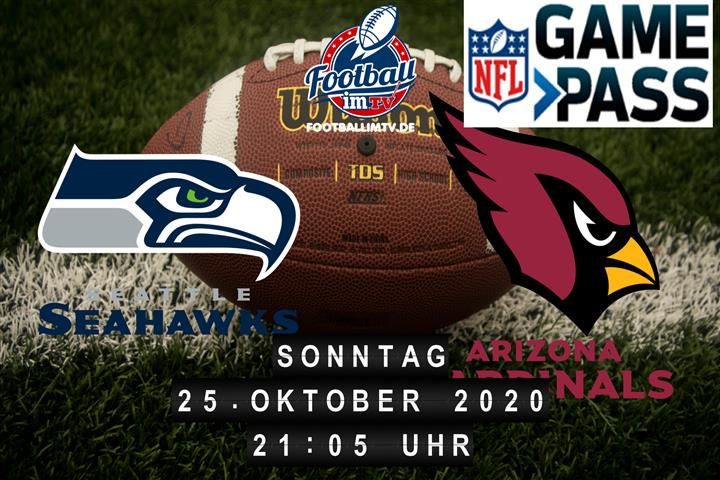 Seattle Seahawks - Arizona Cardinals