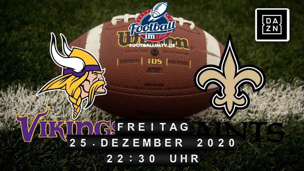 Minnesota Vikings - New Orleans Saints