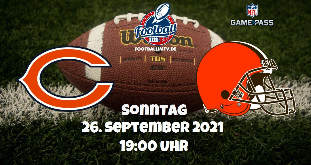 Chicago Bears - Cleveland Browns