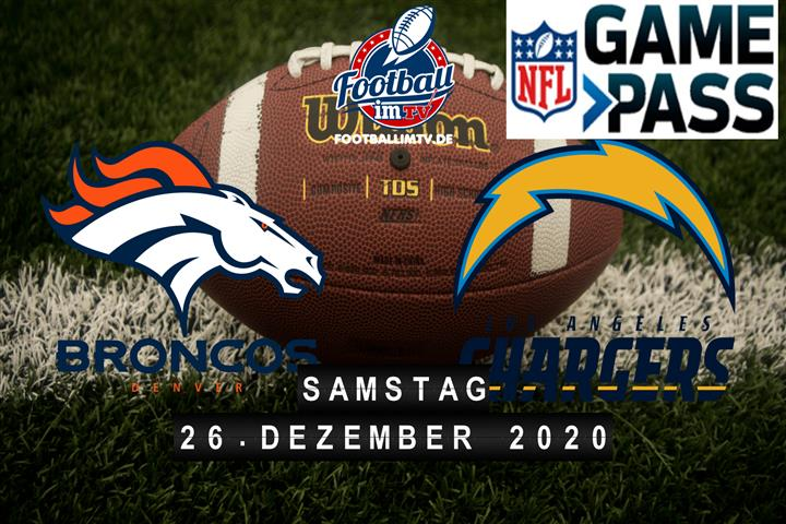 Denver Broncos - Los Angeles Chargers