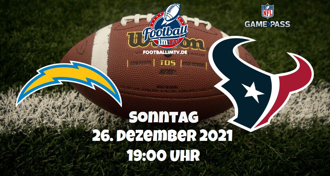 Los Angeles Chargers - Houston Texans