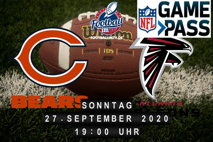 Chicago Bears - Atlanta Falcons
