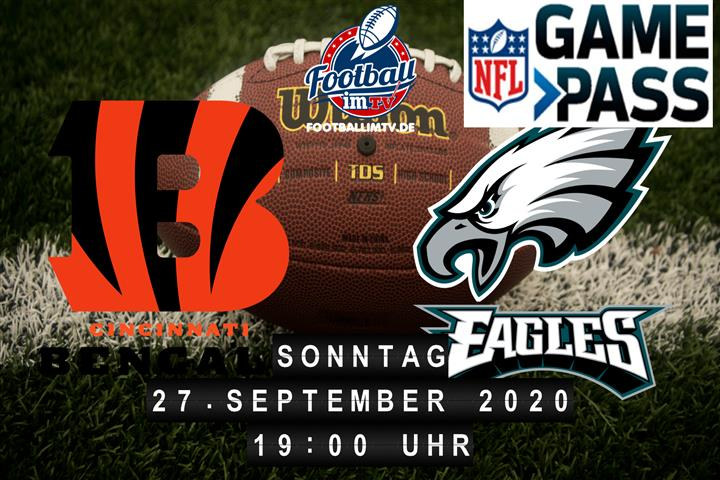 Cincinnati Bengals - Philadelphia Eagles