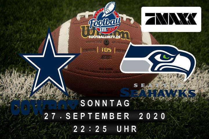 Dallas Cowboys - Seattle Seahawks
