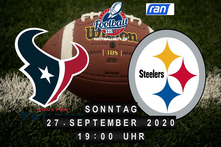 Houston Texans - Pittsburgh Steelers