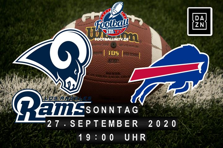 Los Angeles Rams @ Buffalo Bills