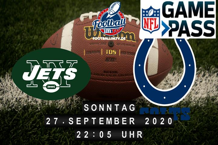 New York Jets - Indianapolis Colts