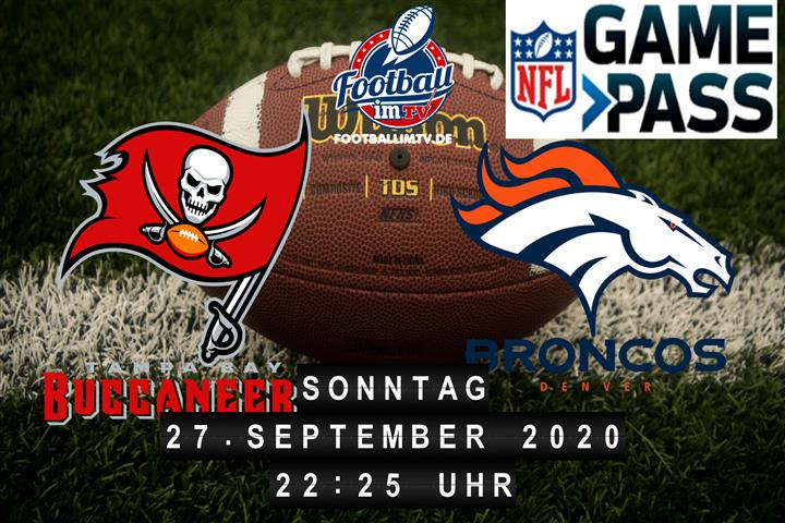 Tampa Bay Buccaneers - Denver Broncos