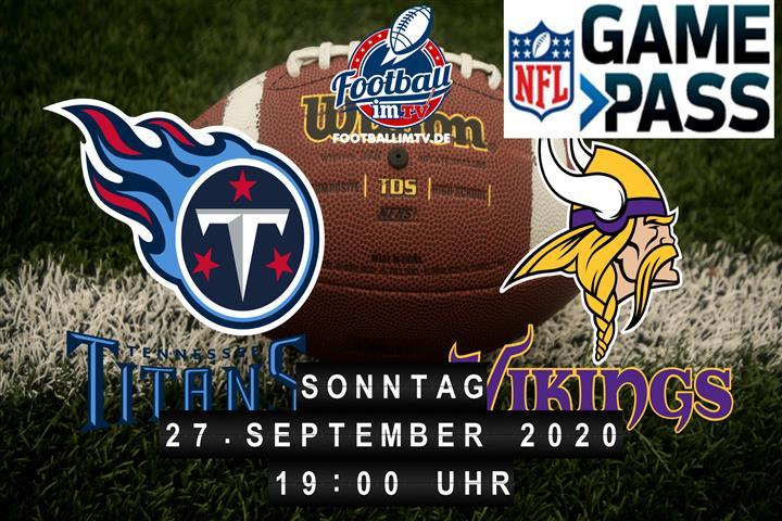Tennessee Titans - Minnesota Vikings