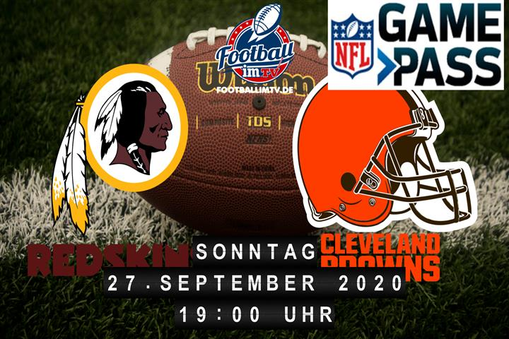 Washington Redskins - Cleveland Browns