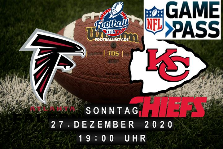 Atlanta Falcons - Kansas City Chiefs