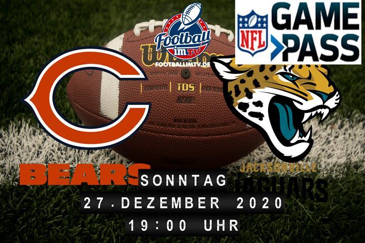 Chicago Bears - Jacksonville Jaguars
