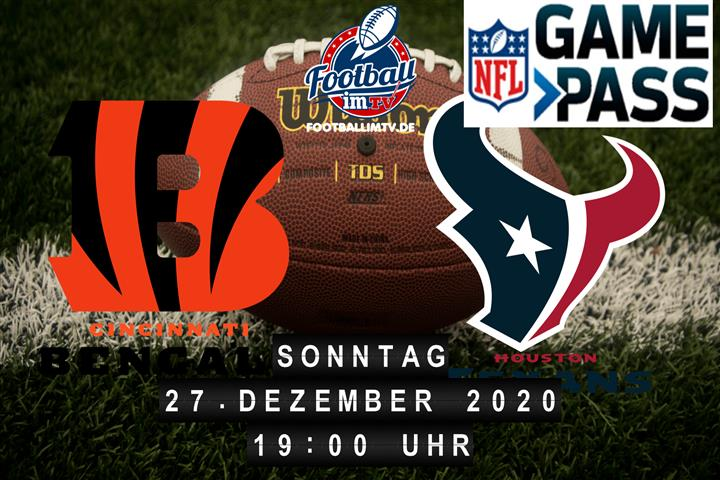 Cincinnati Bengals - Houston Texans