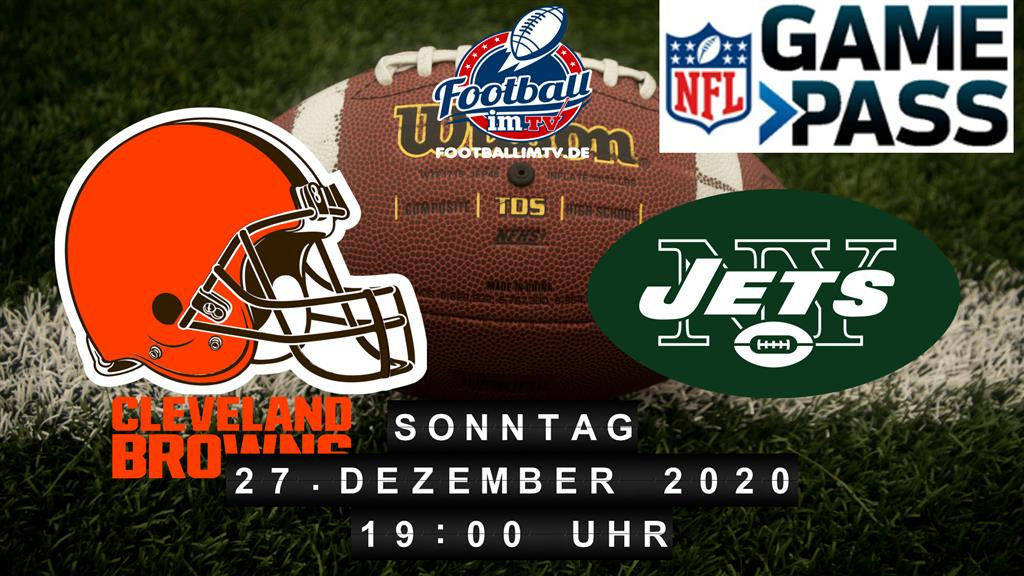 Cleveland Browns - New York Jets