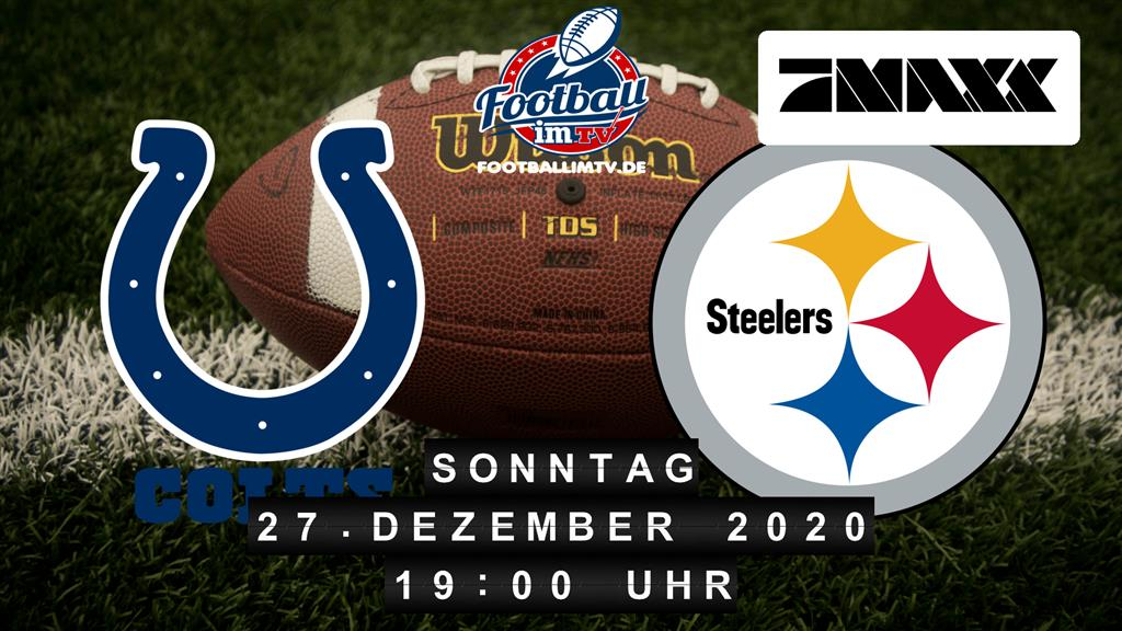 Indianapolis Colts - Pittsburgh Steelers