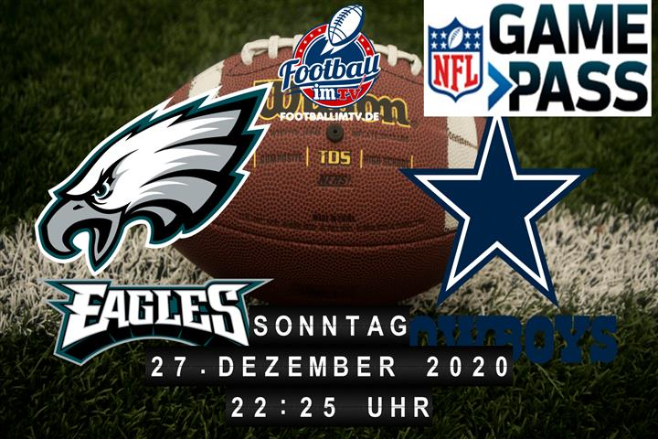 Philadelphia Eagles - Dallas Cowboys