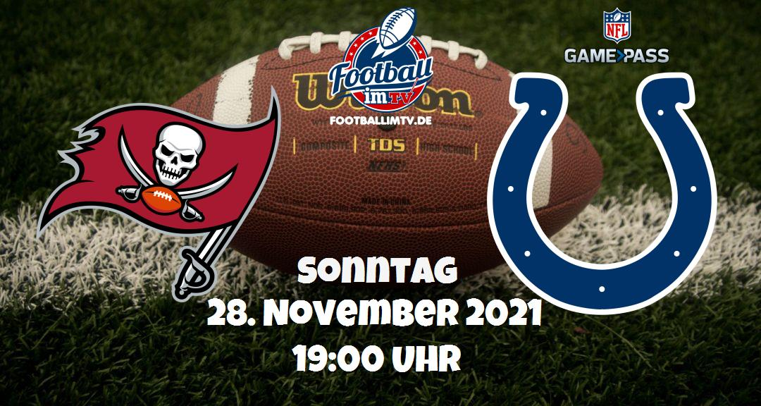 Tampa Bay Buccaneers - Indianapolis Colts