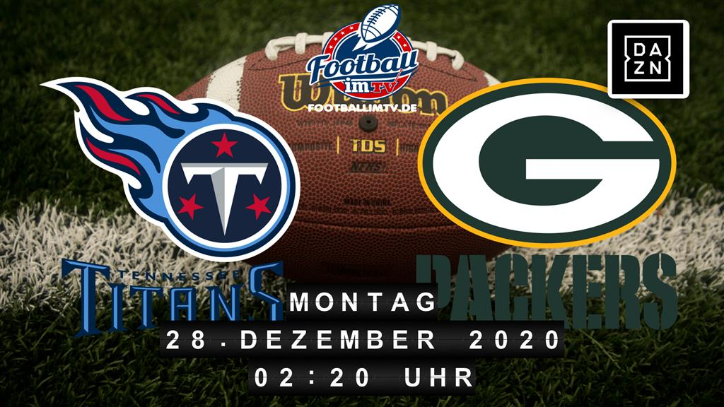 Tennessee Titans - Green Bay Packers
