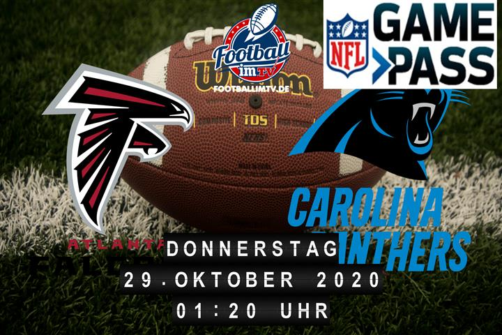 Atlanta Falcons - Carolina Panthers