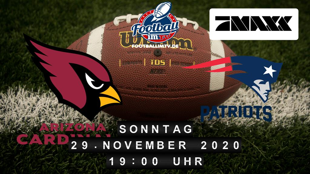 Arizona Cardinals - New England Patriots