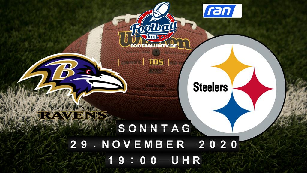 Baltimore Ravens - Pittsburgh Steelers