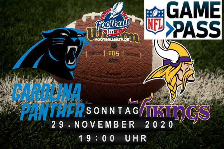Carolina Panthers - Minnesota Vikings