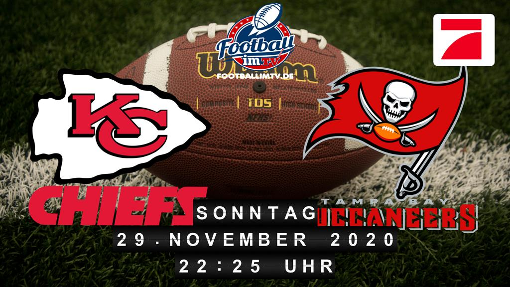 Kansas City Chiefs - Tampa Bay Buccaneers