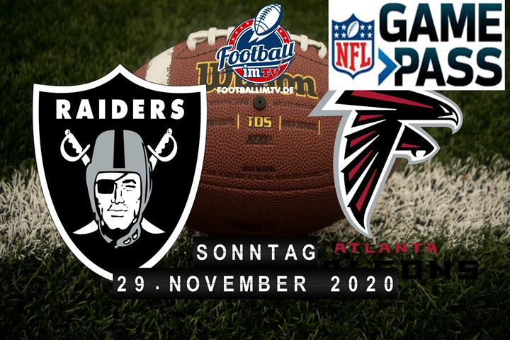 Las Vegas Raiders - Atlanta Falcons