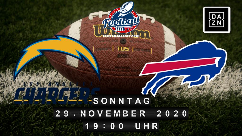 Los Angeles Chargers @ Buffalo Bills