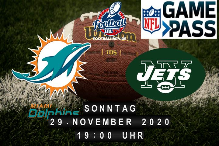 Miami Dolphins - New York Jets